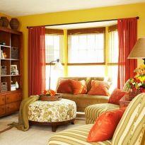 Relaxing formal living room decor ideas 43