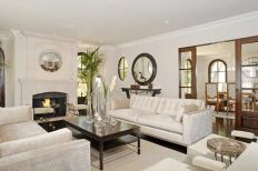 Relaxing formal living room decor ideas 44
