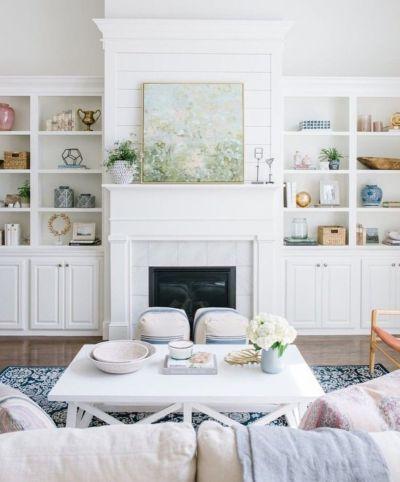 Relaxing formal living room decor ideas 47