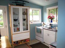 Relaxing undermount kitchen sink white ideas 19