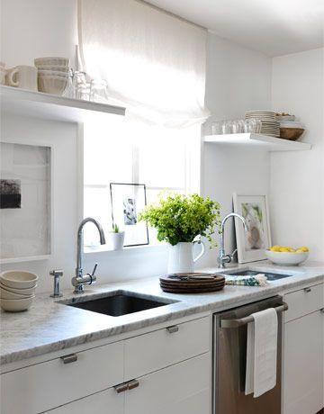 Relaxing undermount kitchen sink white ideas 34