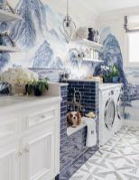 Stunning laundry room decor ideas 10