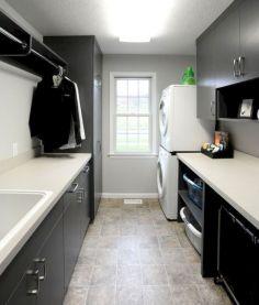 Stunning laundry room decor ideas 38