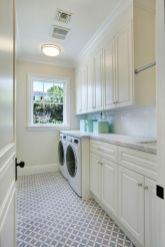 Stylish cabinets for laundry room 19