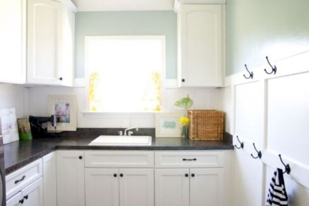 Totally inspiring laundry room wall cabinets ideas 13