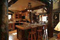Unordinary italian rustic kitchen decorating ideas to inspire your home 07