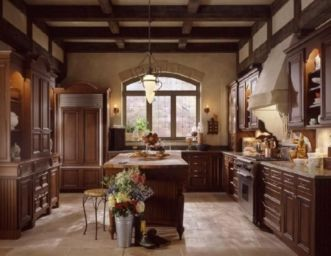Unordinary italian rustic kitchen decorating ideas to inspire your home 08