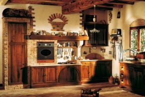 Unordinary italian rustic kitchen decorating ideas to inspire your home 09