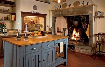 Unordinary italian rustic kitchen decorating ideas to inspire your home 11