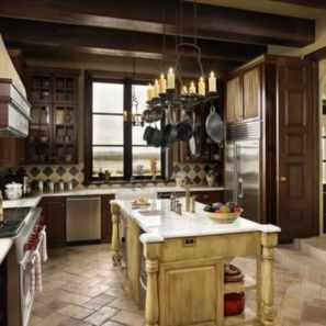 Unordinary italian rustic kitchen decorating ideas to inspire your home 14