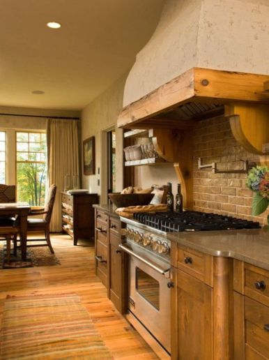 Unordinary italian rustic kitchen decorating ideas to inspire your home 18