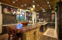 Unordinary italian rustic kitchen decorating ideas to inspire your home 19