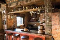 Unordinary italian rustic kitchen decorating ideas to inspire your home 23