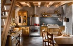 Unordinary italian rustic kitchen decorating ideas to inspire your home 33
