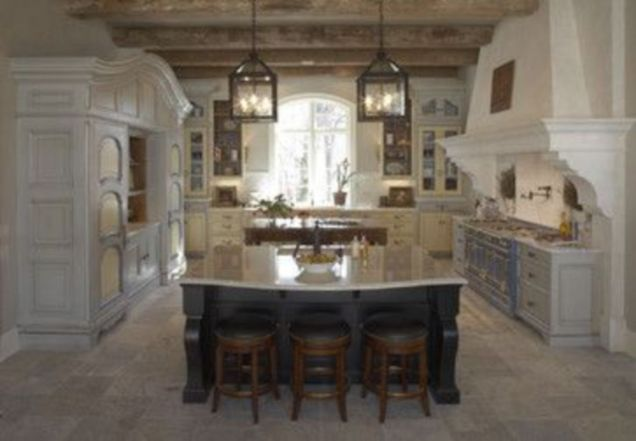 Unordinary italian rustic kitchen decorating ideas to inspire your home 40