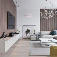 Amazing modern minimalist living room layout ideas 10