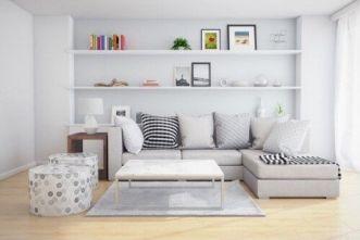 Amazing modern minimalist living room layout ideas 19