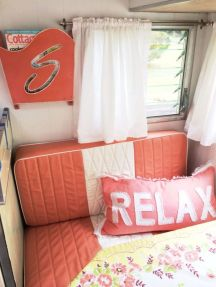 Antique diy camper interior remodel ideas you can try right now 01