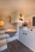 Antique diy camper interior remodel ideas you can try right now 26