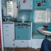 Antique diy camper interior remodel ideas you can try right now 37
