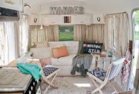Antique diy camper interior remodel ideas you can try right now 40