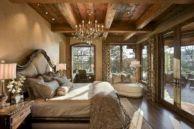 Attractive rustic italian decor for amazing bedroom ideas 20