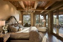 Attractive rustic italian decor for amazing bedroom ideas 20