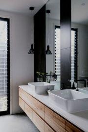 Best ideas how to creating minimalist bathroom 31