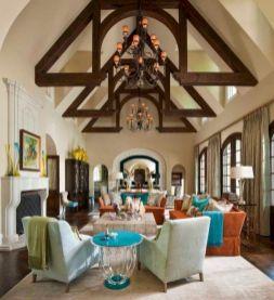 Chic home mediterranean interiors design ideas 14