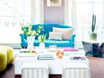 Chic home mediterranean interiors design ideas 22