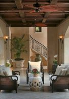 Chic home mediterranean interiors design ideas 30