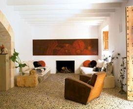 Chic home mediterranean interiors design ideas 32