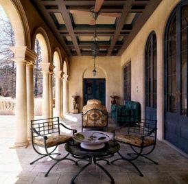 Chic home mediterranean interiors design ideas 42