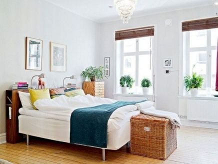 Comfy and cozy small bedroom ideas 14