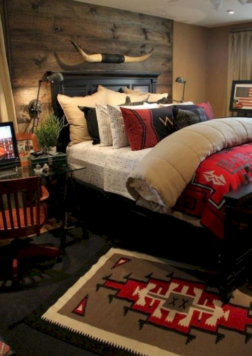 Comfy and cozy small bedroom ideas 18