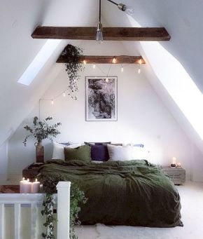 Comfy and cozy small bedroom ideas 23