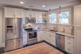 Cool farmhouse kitchen sink remodel ideas 12