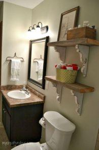 Creative diy bathroom makeover ideas 01