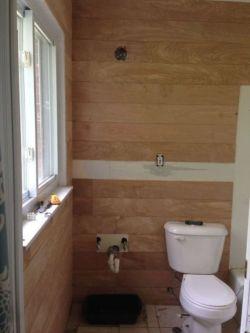 Creative diy bathroom makeover ideas 05