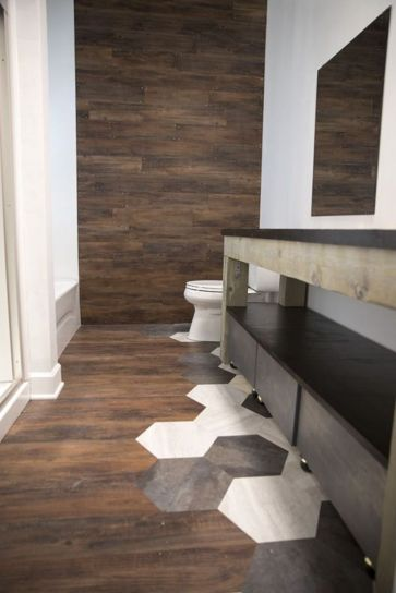 Creative diy bathroom makeover ideas 08