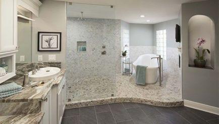 Creative diy bathroom makeover ideas 19