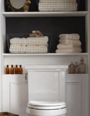 Creative diy bathroom makeover ideas 22