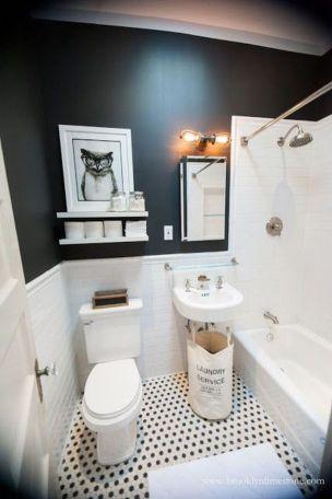 Creative diy bathroom makeover ideas 26