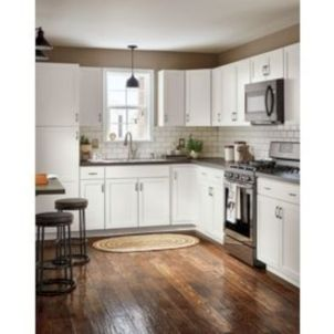 Cute kitchen remodels with white cabinets 05