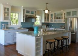 Cute kitchen remodels with white cabinets 11