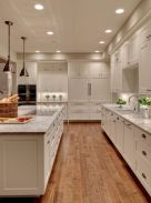 Cute kitchen remodels with white cabinets 41