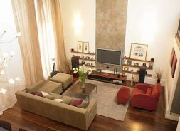 Dream home stay with comfortable living room ideas 14