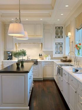Fabulous all white kitchens ideas 14