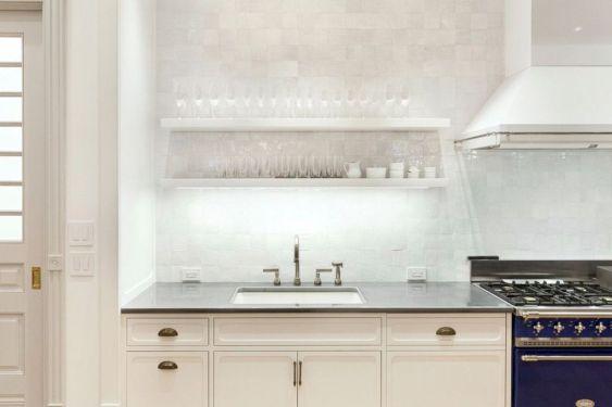 Fabulous all white kitchens ideas 29