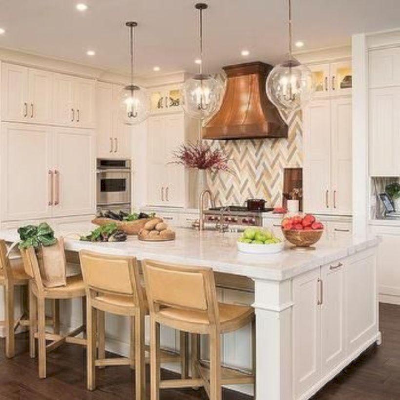 Fabulous all white kitchens ideas 37